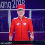 Kaja Ziomek 25 w debiucie olimpijskim