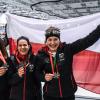 Lubińskie łyżwiarski ze znakomitymi wynikami w Kanadzie