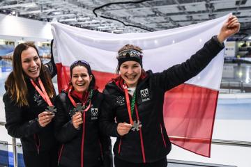Kaja z rekordem Polski!