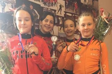 Sukcesy młodych łyżwiarzy w Holandii