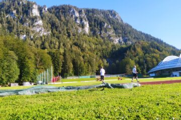 Nasi łyżwiarze na zgrupowaniu kadry w Inzell